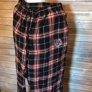 Bengals pajama pants